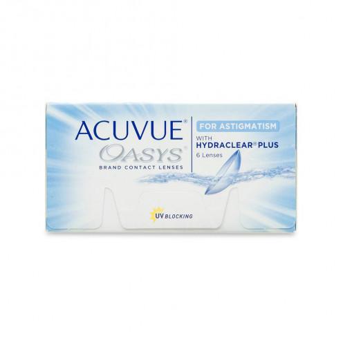 Купить Acuvue OASYS for Astigmatism (6 линз)