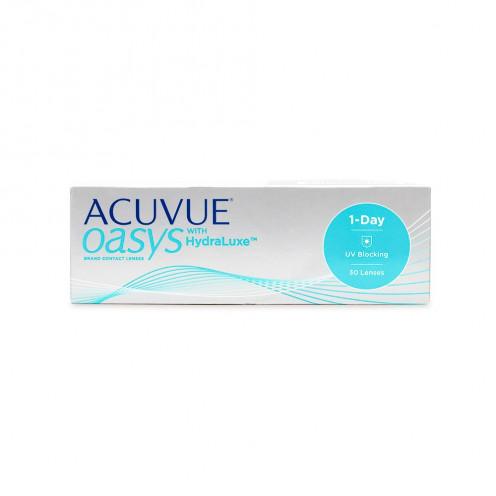 Купить 1-Day Acuvue Oasys (30 линз)