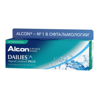Dailies Aquacomfort Plus Astigmatism (30 линз)