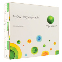 MyDay Daily Disposable (90 линз)