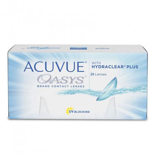 Купить Acuvue Oasys 24 линзы купить недорого в интернет-магазине opticamag.ru