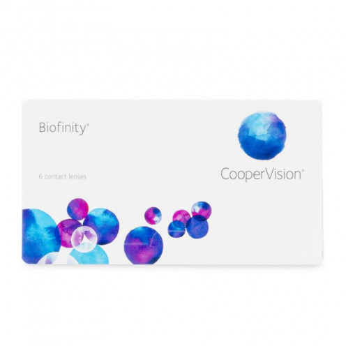 Купить Biofinity (6 линз)