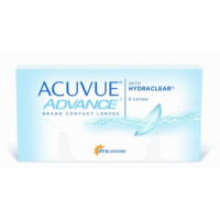 Acuvue Advance (6 линз)