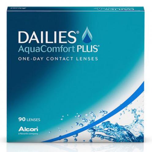 Купить Dailies Aqua Comfort Plus (90 линз)