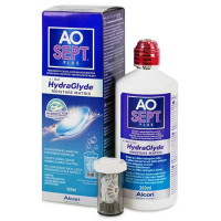 Aosept Plus Hydraglyde (360 мл)